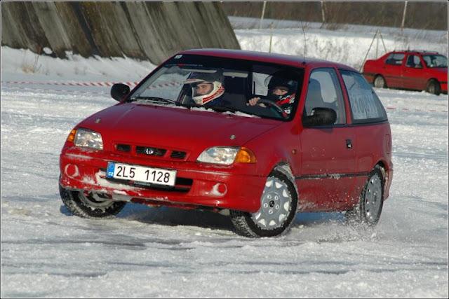Subaru Justy, druga generacja, niedrogi samochód z napędem na cztery koła, tani, mały