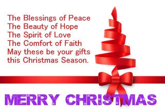 Happy Merry Christmas 2016 Quotes