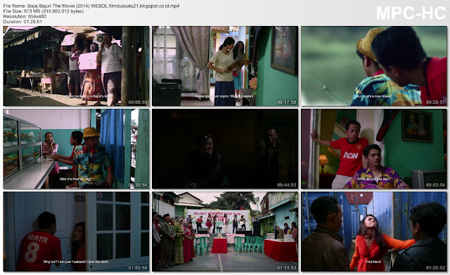 Download Bajaj Bajuri The Movie (2014)