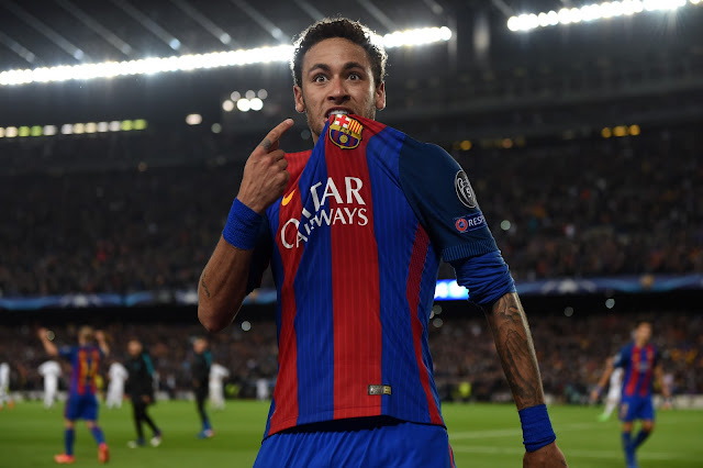 Neymar Jr and FC Barcelona: The Rise of a Leader