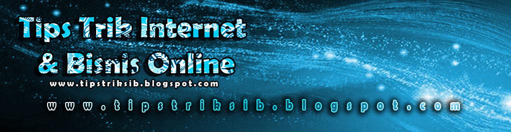 Tips Trik Seputar Internet Dan Cara Bisnis Online