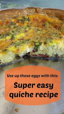 easy | quiche | recipe