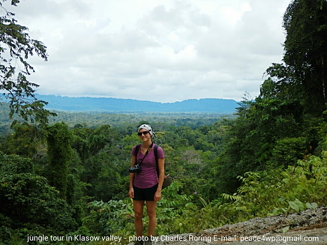 jungle vacation tour in West Papua