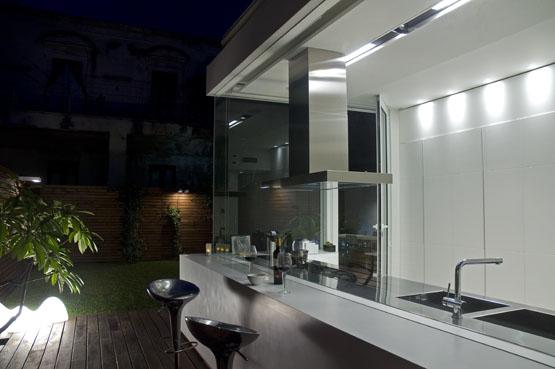 Optimizar espacios en un mini apartamento ideas para for Mini casa minimalista