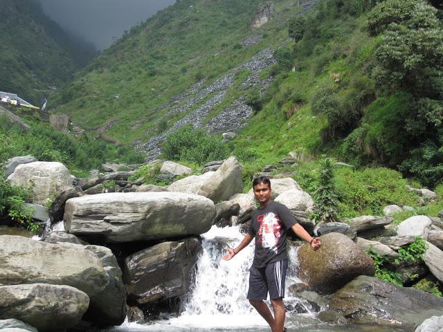 hills bhagsu