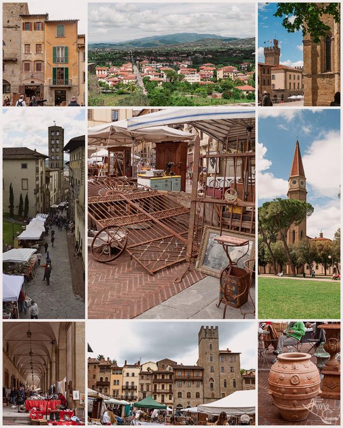 Arezzo Collage