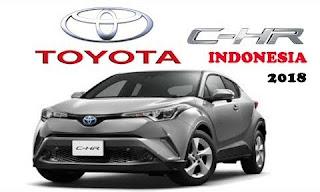 TOYOTA CHR 2018 DI DEALER AUTO2000 MADIUN RAYA