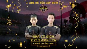 [AoE] Tổng kết ngày thi đấu thứ 4 AoE Bé Yêu Cup 2019: Chim Sẻ Đi Nắng - Quá xuất sắc!