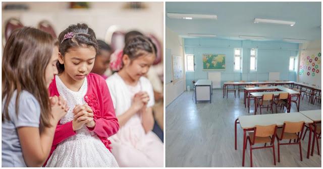 Απίστευτη καταγγελία: Δάσκαλος ζήτησε από τα παιδάκια να τον προσκυνήσουν αλλιώς θα τους έβαζε κακό βαθμό
