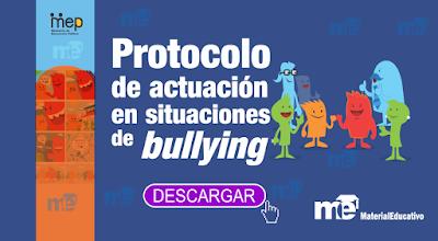 Protocolo de actuación en situaciones de bullying