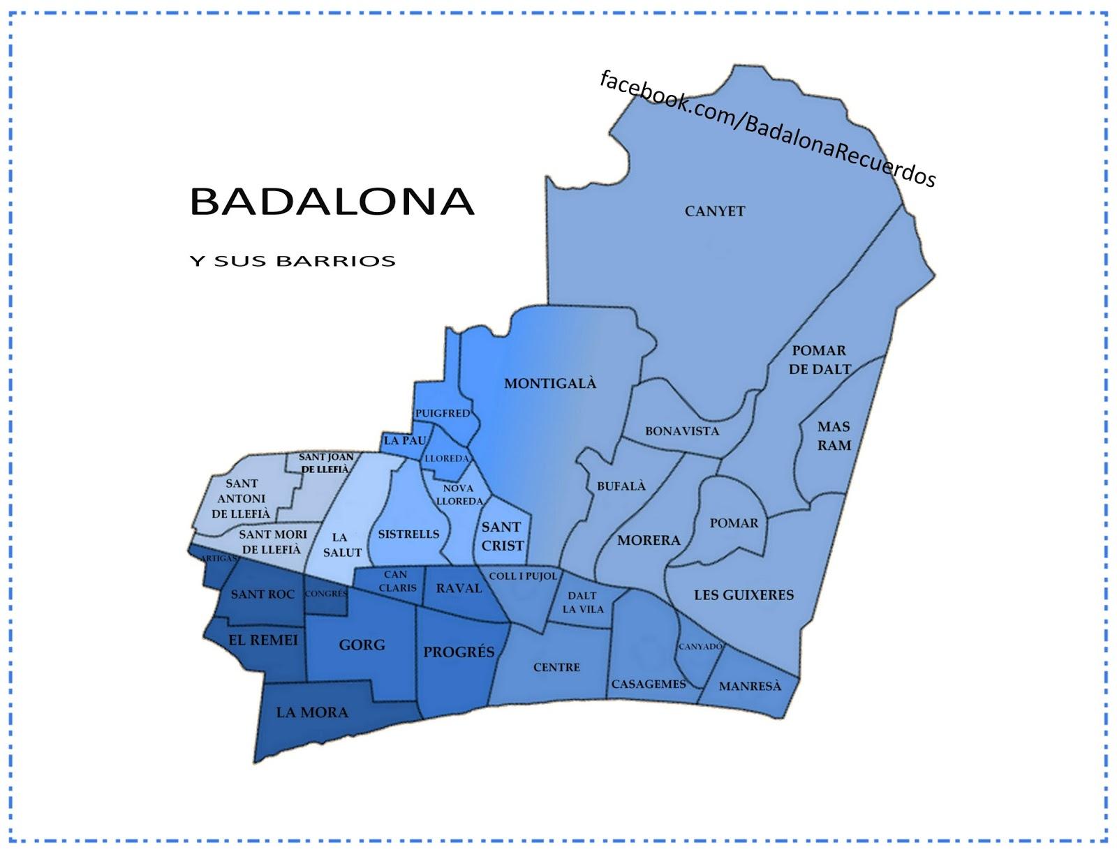 Badalona Recuerdos 2016