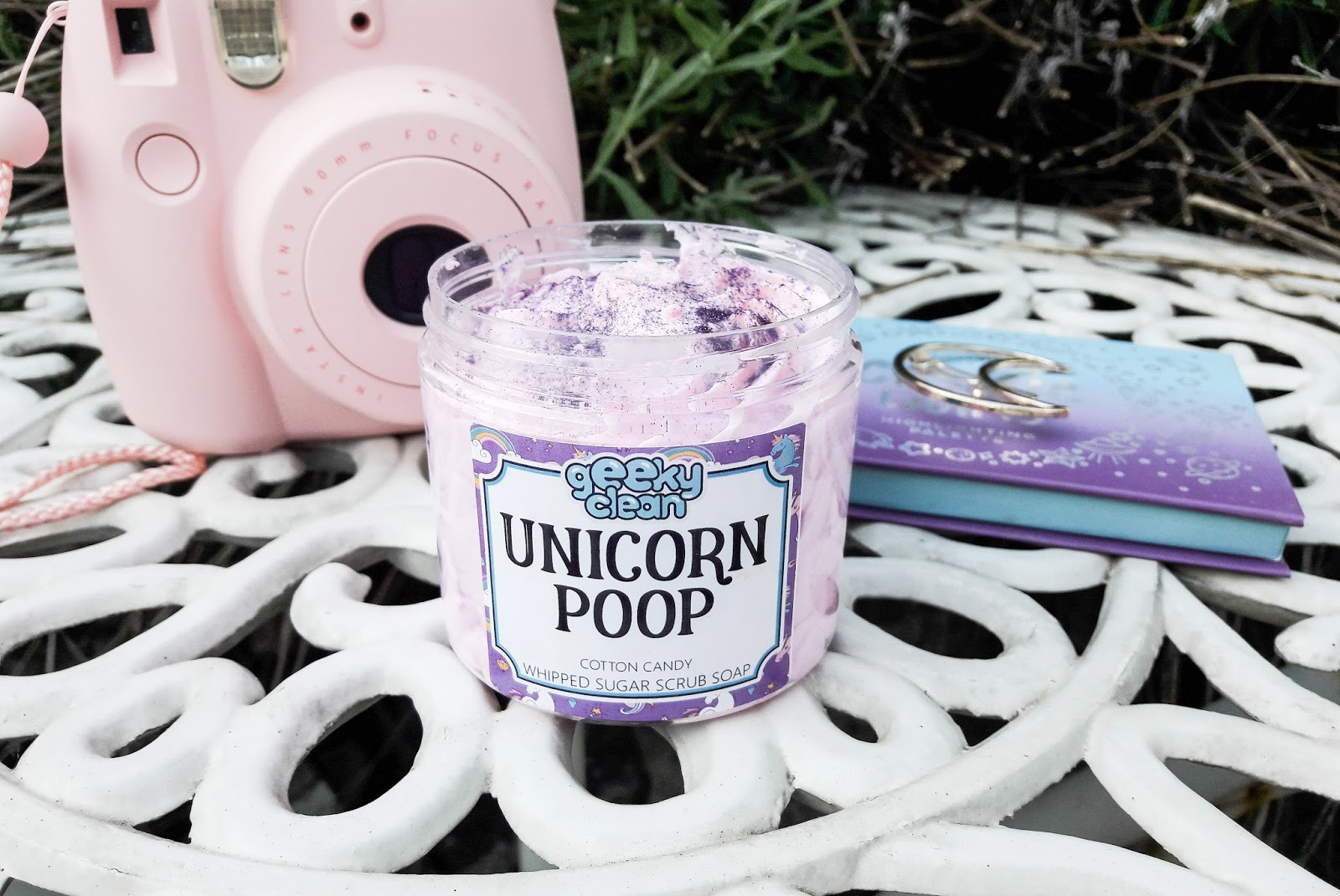 Unicorn Poop Jessica Daglish