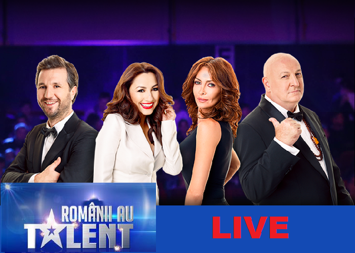 Urmariti acum Romanii au talent Sezonul 6 Episodul 14 din 20 Mai 2016 Online Gratis