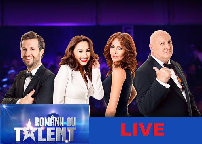 Urmariti acum Romanii au talent din 11 Martie 2016 Online Gratis