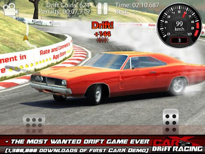 Download CarX Drift Racing Mod (Unlimited Coins & Gold) Offline gilaandroid.com