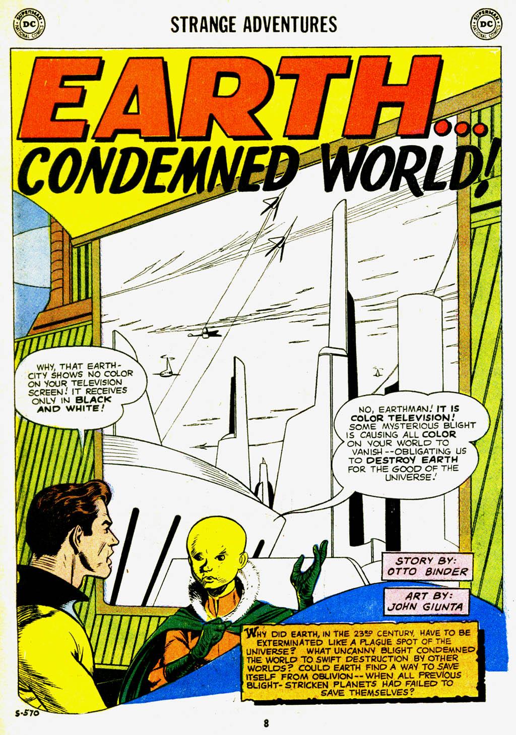 Strange Adventures (1950) issue 227 - Page 10