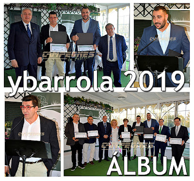 Premios Ybarrola Aranjuez