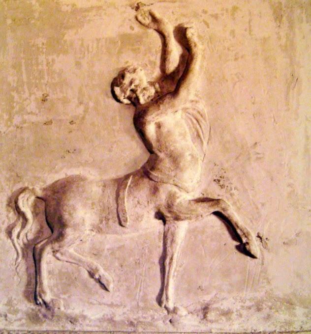 Mujeres de Roma  LA LECCIÓN DEL CENTAURO QUIRÓN ebc2e14ef6b5d