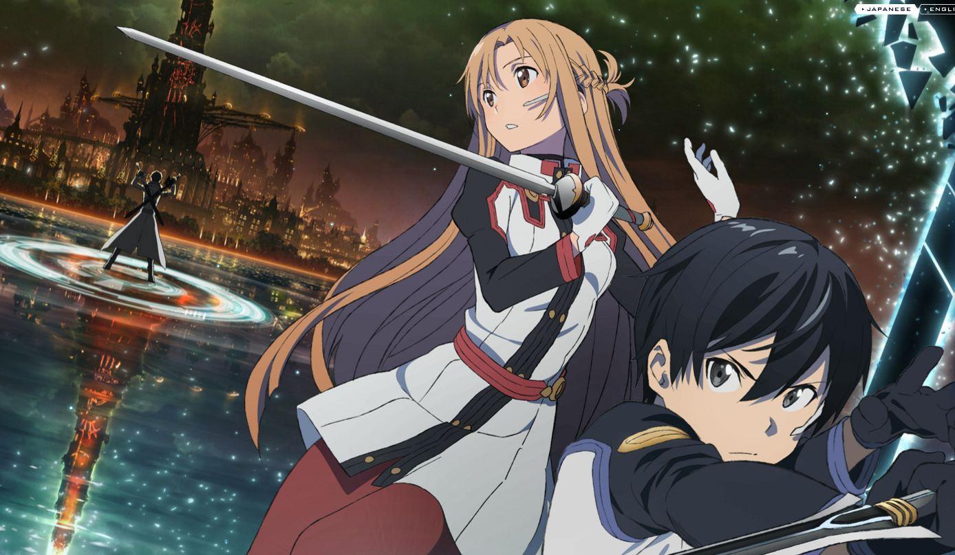 Sword art online ordinal release date