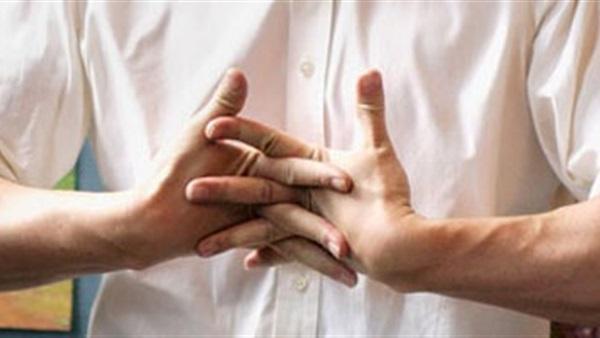طرقعة الاصبع