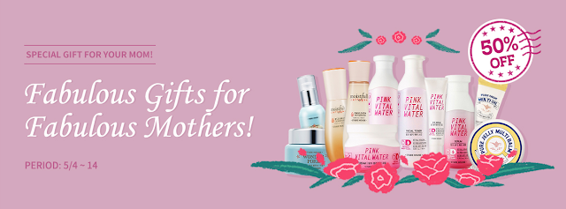 Fab Gifts for Mother's Day!