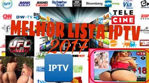 Nova lista Iptv Kodi Smart tv M3u atualizada 03-08-2017