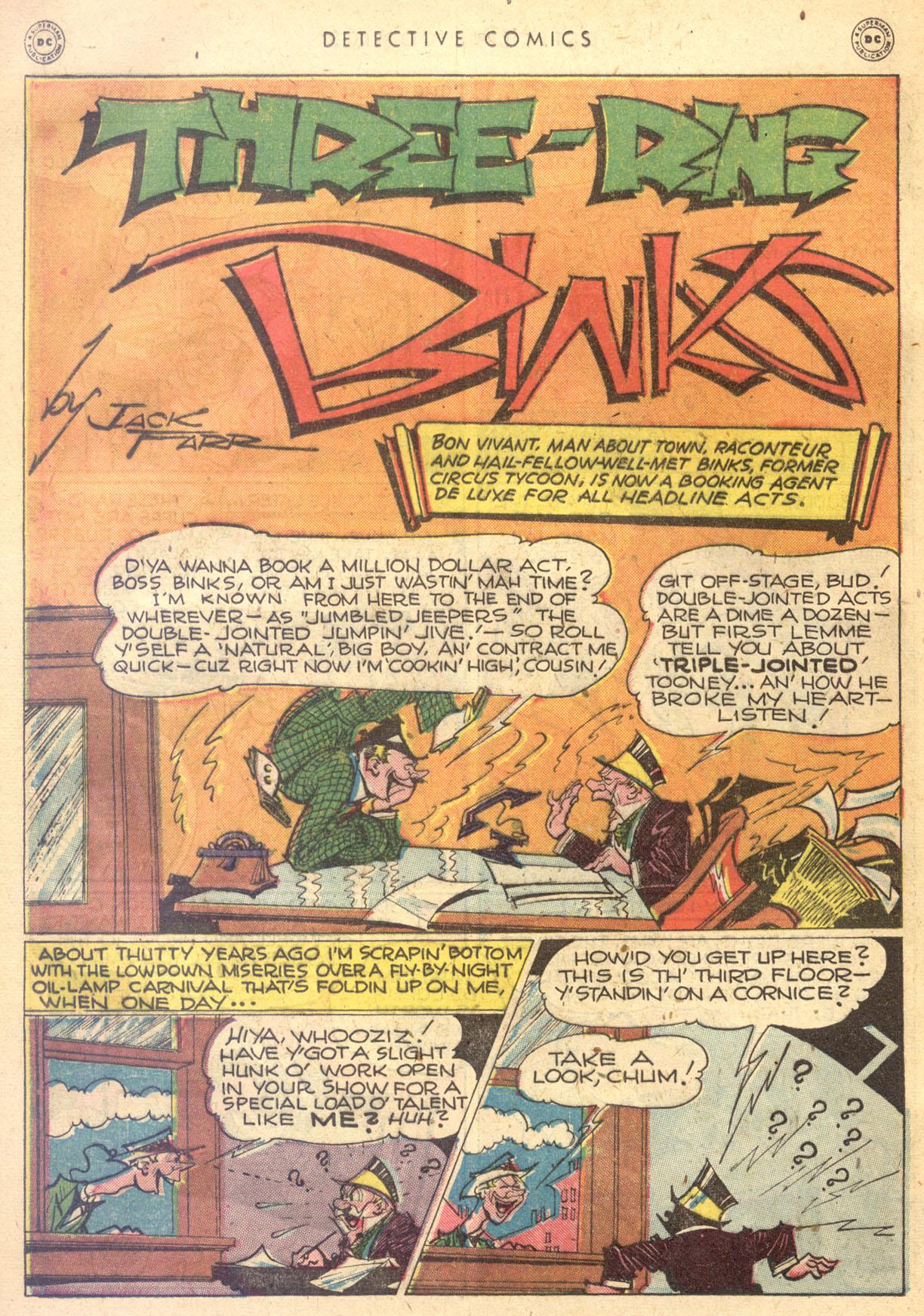 Read online Detective Comics (1937) comic -  Issue #134 - 30