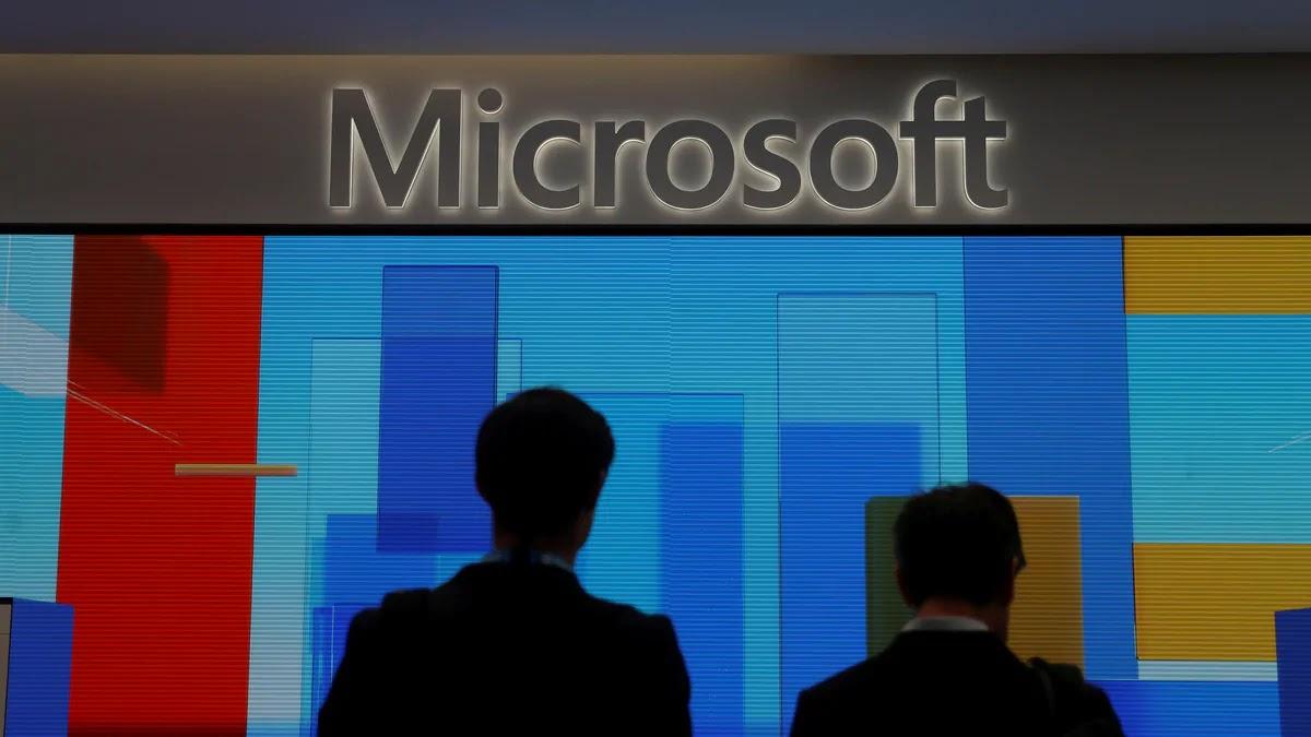 Microsoft Beats Amazon to win Pentagon's $10 Billion Cloud Computing Contract