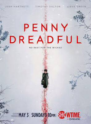 Penny Dreadful - poster serie