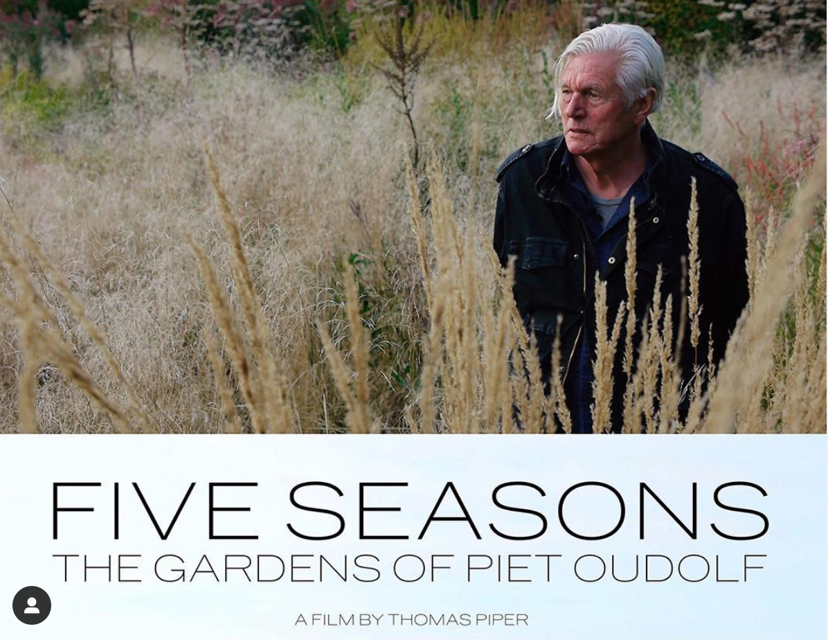 film on Piet Oudolf  - Five Seasons