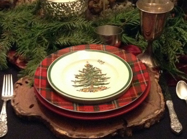 The Glam Pad: Spode Christmas Tree