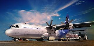 Hercules versi Sipil,  LM-100J Hercules