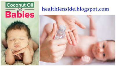 coconut oil for babies