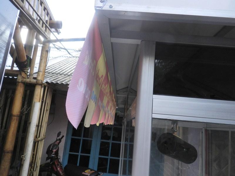 JUAL Gerobak Peralatan Franchise Orchi Ceriwis Indonesian