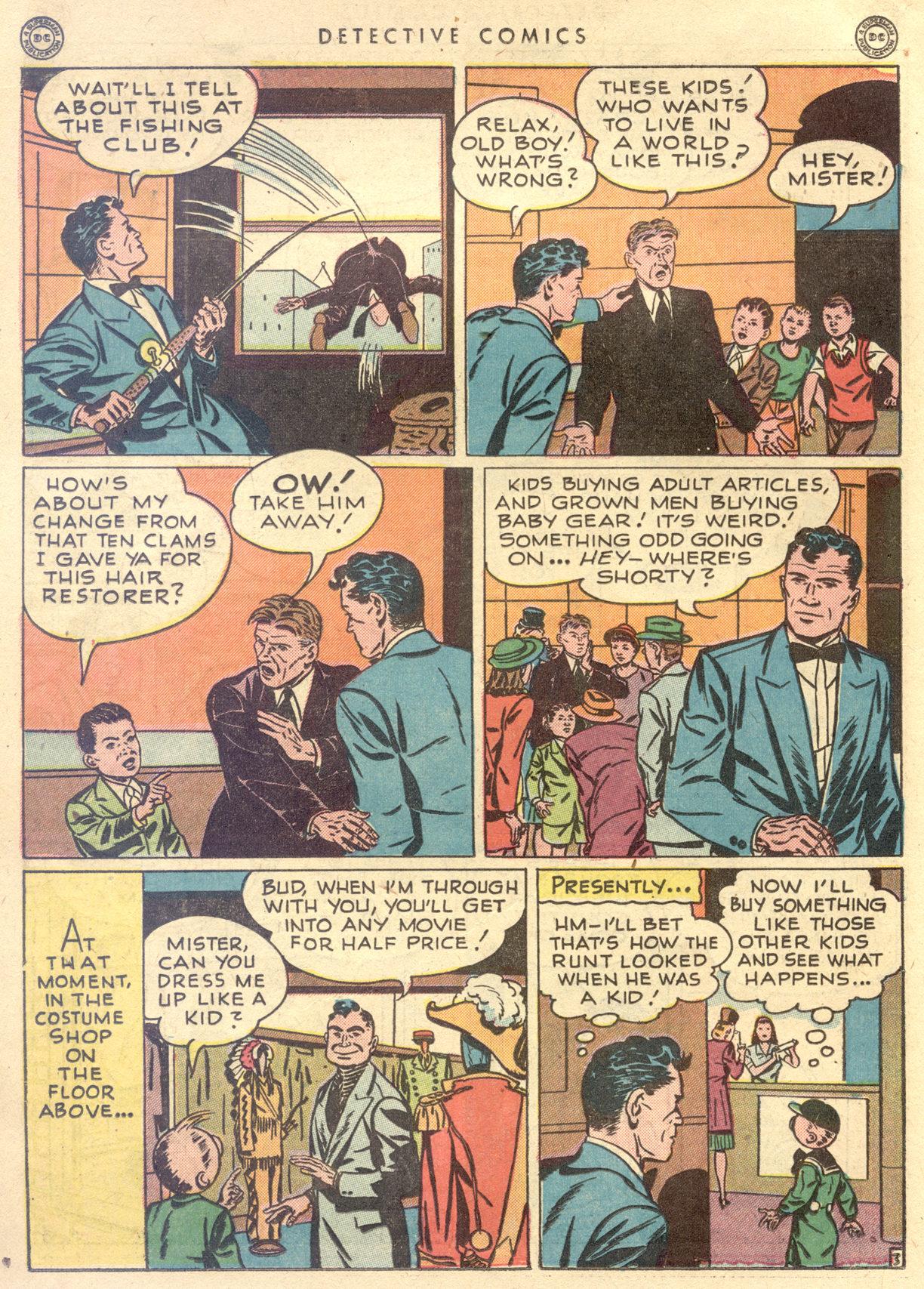 Read online Detective Comics (1937) comic -  Issue #122 - 20