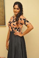Sowmya Venugopal in Anarkali Dress at Kalamandir Foundation 7th anniversary Celebrations ~  Actress Galleries 031.JPG