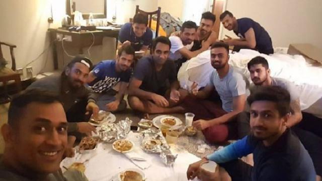 टीम इंडिया लंच मेन्यू में 'बीफ पास्ता' | SPORTS NEWS