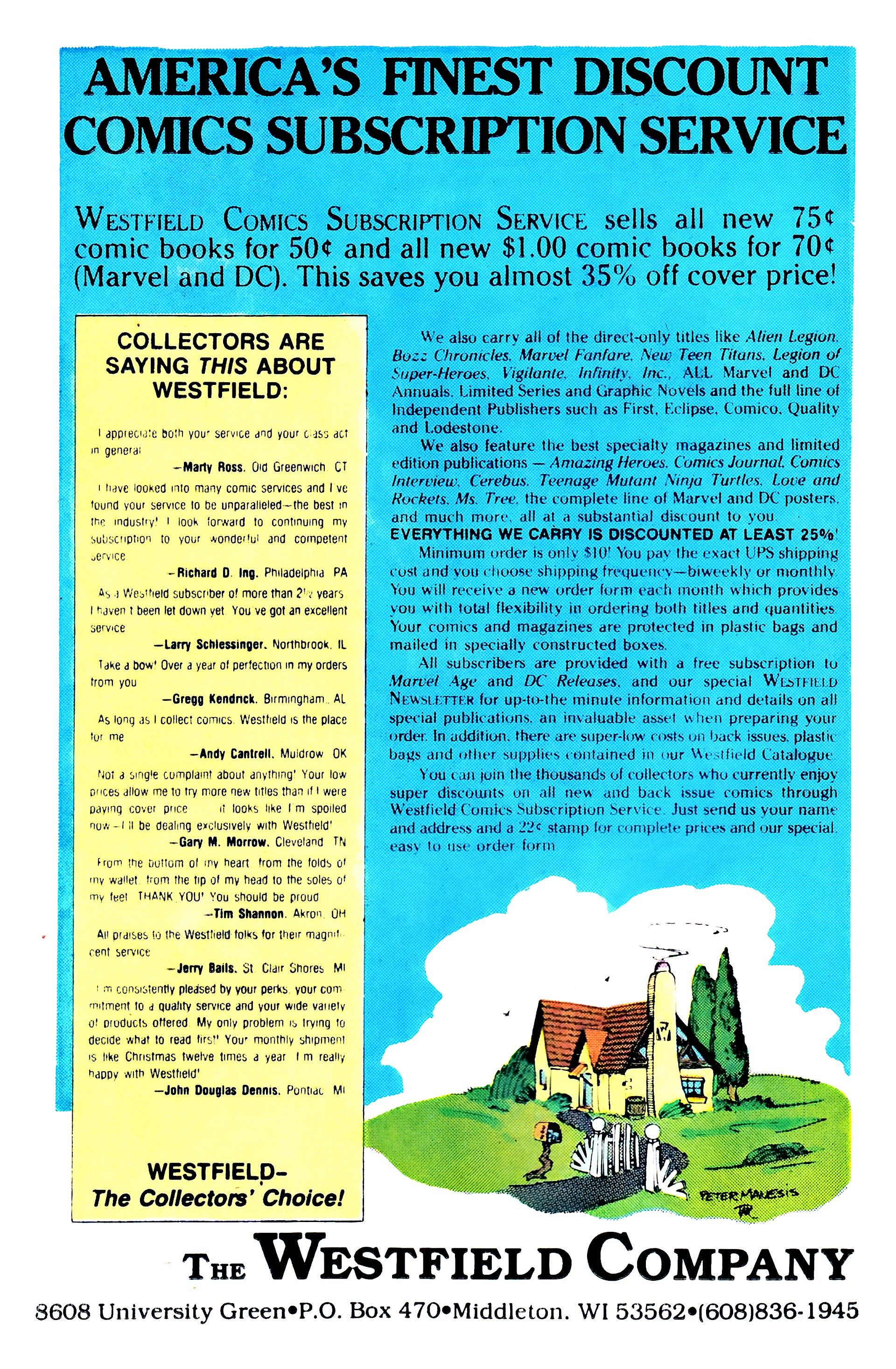 Read online Secret Origins (1986) comic -  Issue #10 - 14