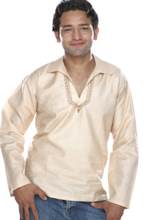Short Kurta Shirt Men