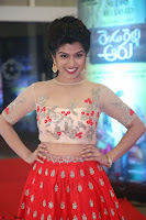 Mahima in beautiful Red Ghagra beigh transparent choli ~  Exclusive 127.JPG