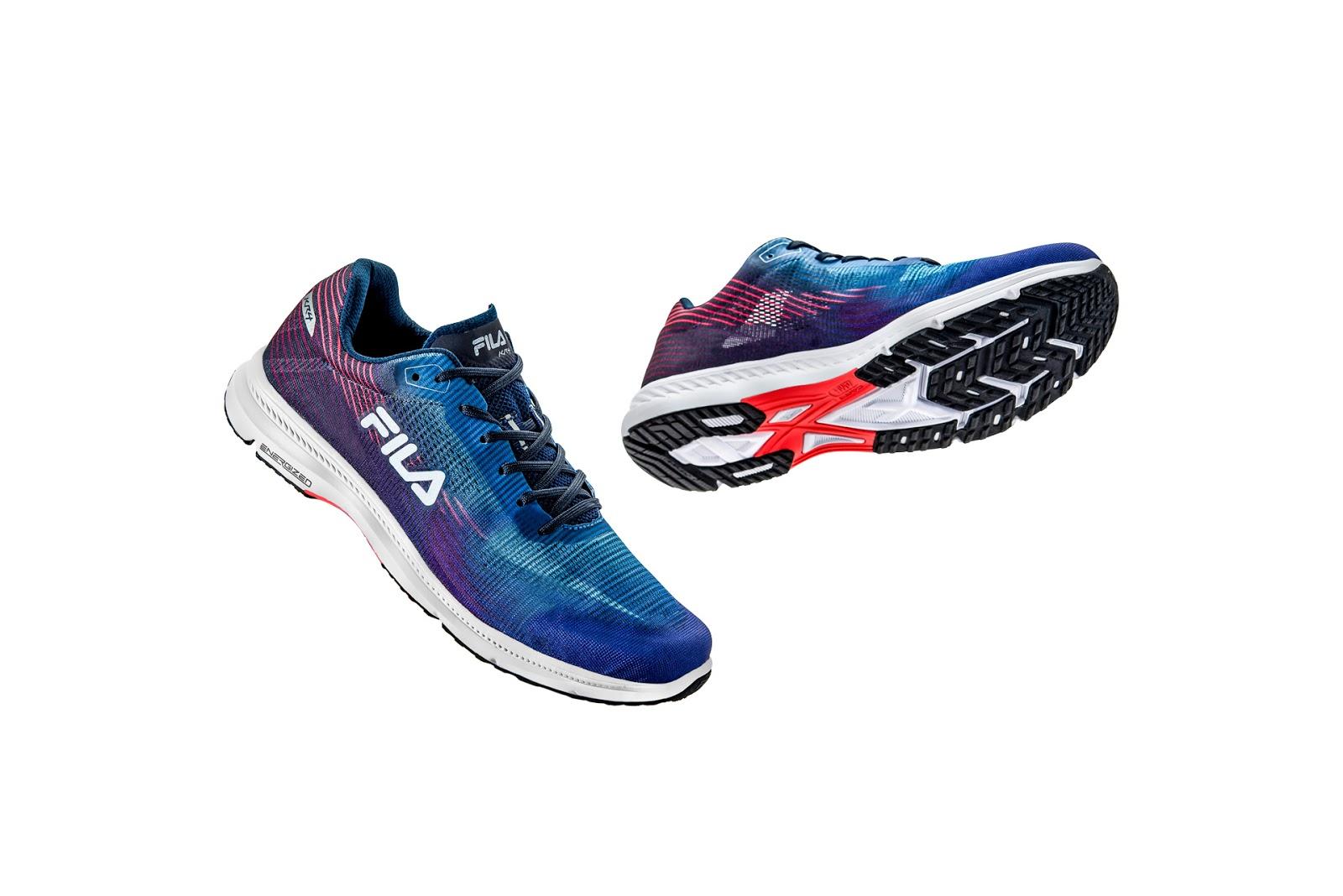 29ae6b8d La marca de indumentaria, calzado deportivo y urbano FILA, perteneciente al  Grupo Dass, presentó el nuevo modelo de calzado Kenya Racer 4, ...