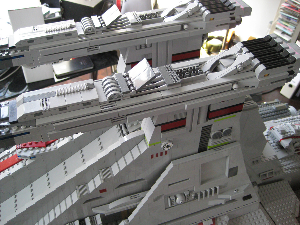 lego republic star destroyer - photo #34