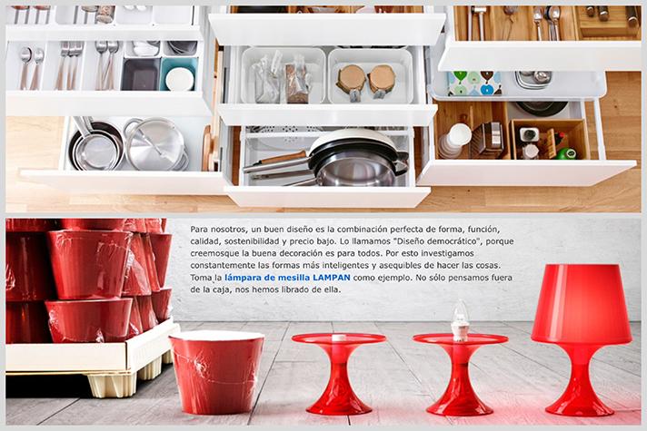 ideas IKEA Inspiracion por catalogo