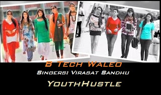 B Tech Waleo by Virasat Sandhu