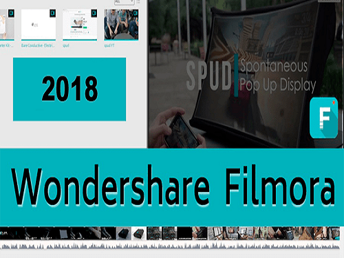 Wondershare Filmora v8.7.0.2 (2018), One of the best Video Editing Software