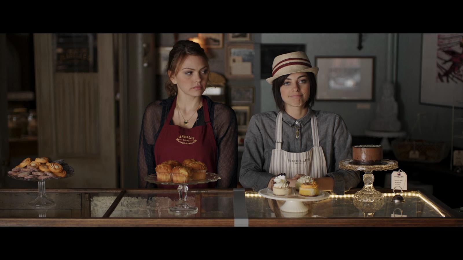 Mi panadería en Brooklyn (2016) 720p Latino-Ingles captura 2
