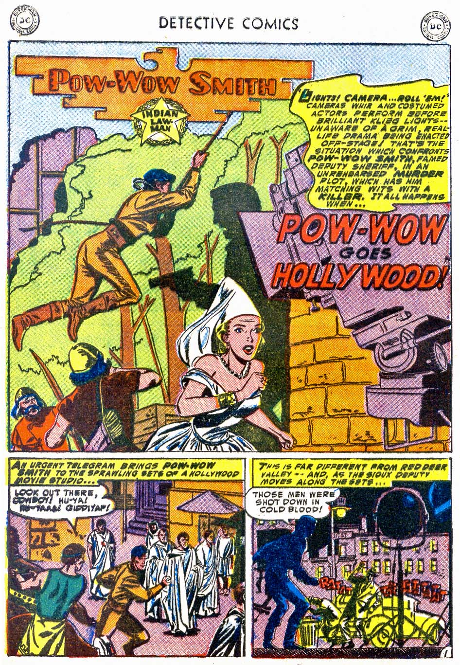 Detective Comics (1937) 202 Page 33