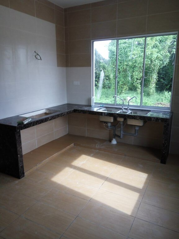 rekaan dapur untuk kabinet
