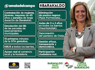 Propaganda electoral del PNV