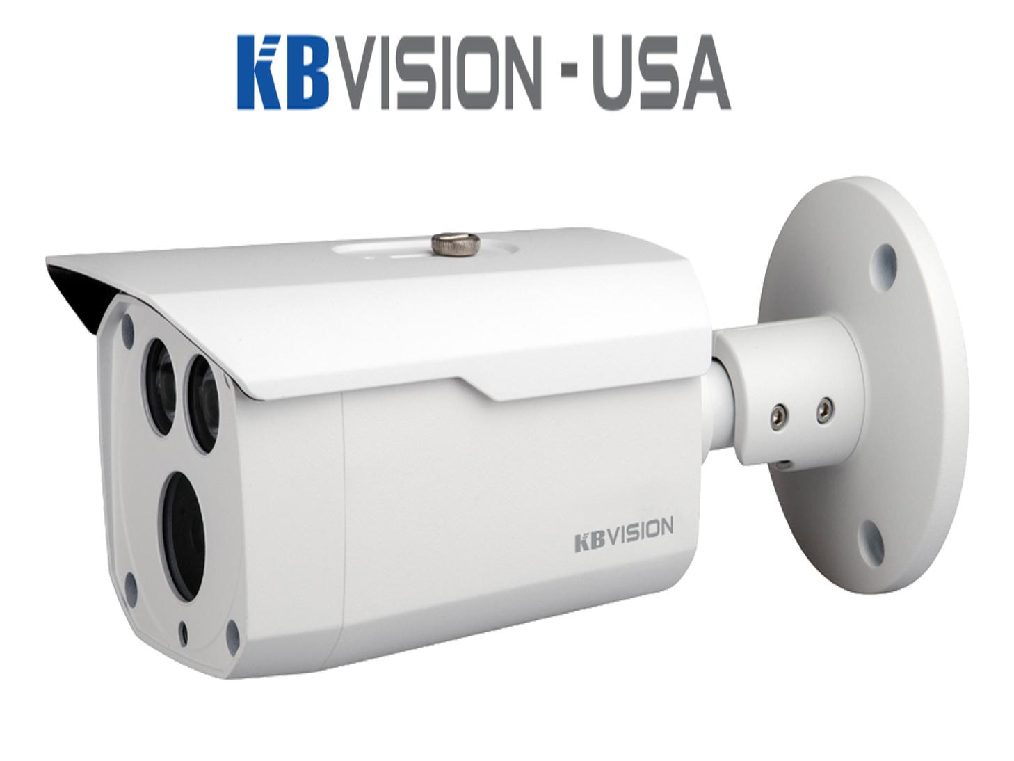 Kết quả hình ảnh cho mô hình camera thân hồng ngoại kbvision